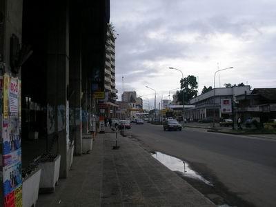 A103 01 Douala 世界1住みやすい都市ランキング発表!
